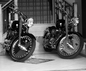 Harley-Davidson-wedding-bike-sydney
