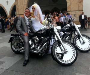sydney-wedding-bikes-escort