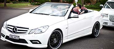 Mercedes / Maserati Wedding Cars