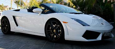 Lamborghini Hire in Sydney