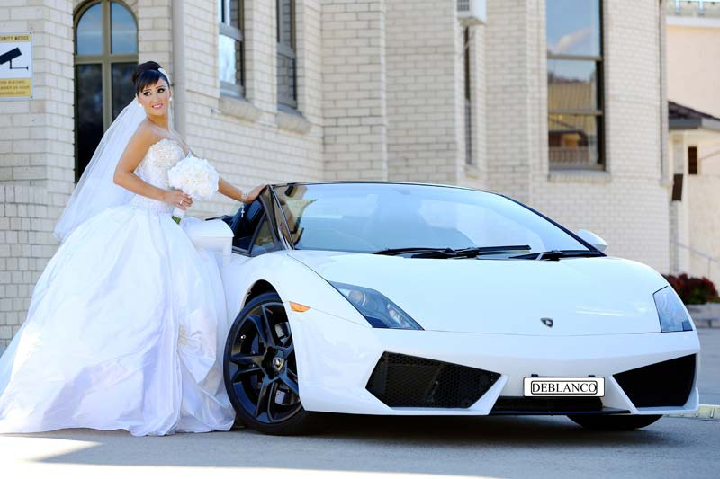Lamborghini Hire In Sydney Deblanco