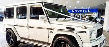 Chrysler Hire G Wagon Mercedes