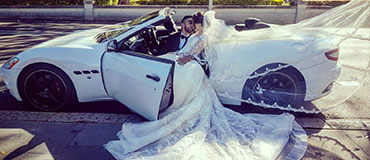 Maserati Wedding Cars